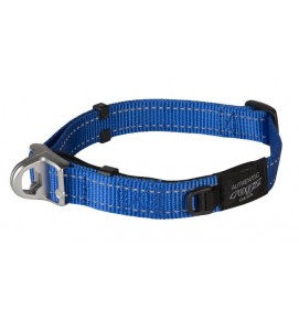 collar rogz azul safety