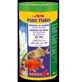 3 pond flakes
