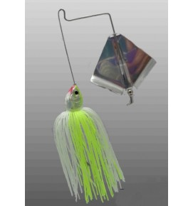 buzzbait_white chartreuse_1