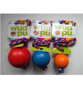 pelota con cuerda wuapu