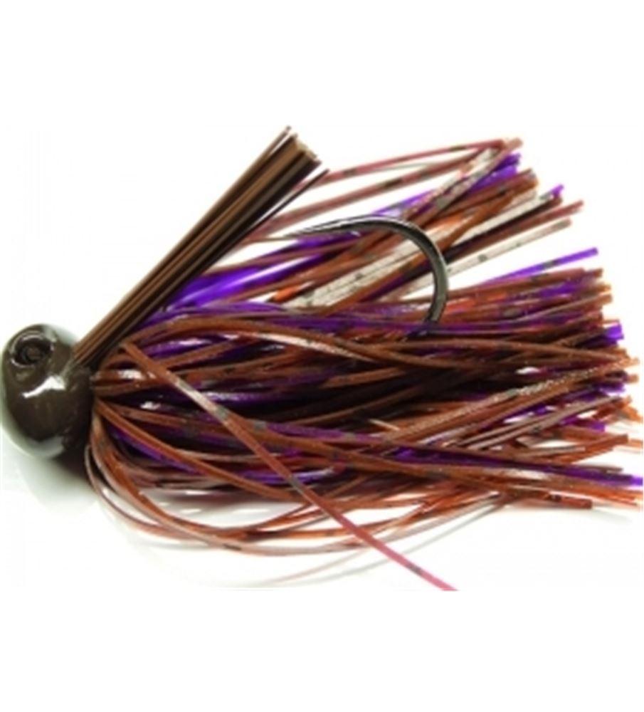 39 Brown craw purple