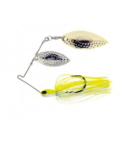 fs-spinnerbait-dw-02 White chartreuse