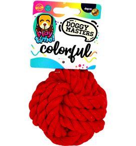 pelota roja colorful
