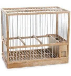 jaula jilguero madera_1