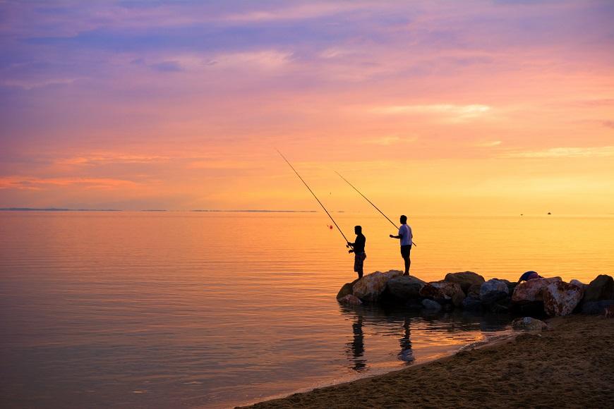 Todo lo que un buen pescador debe tener